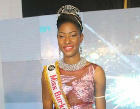 Miss Burkina 2018
