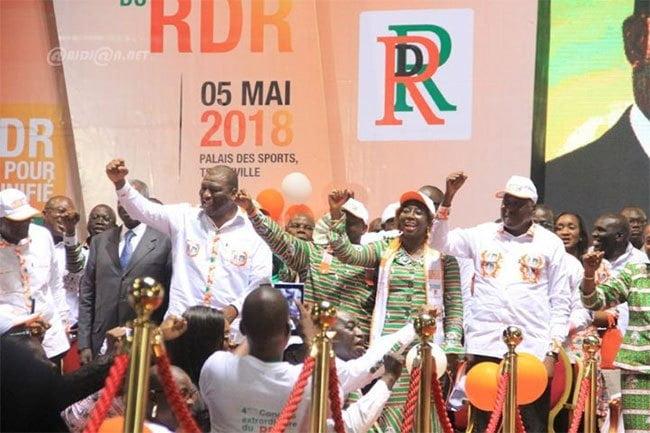 Côte d'Ivoire – RHDP/Après le départ du PDCI : Voici la réaction du RDR