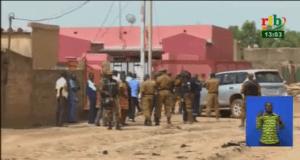 terroristes neutralisés à Ouagadougou