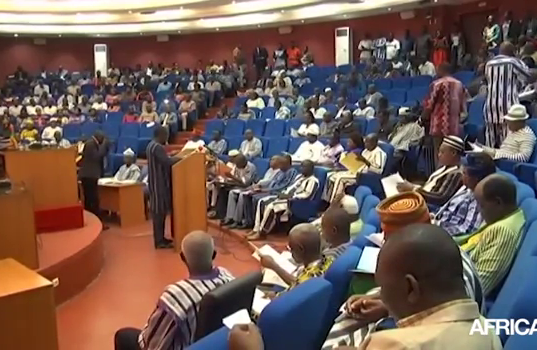 Burkina Faso-Nouveau code électorale