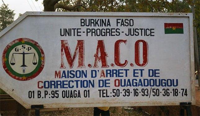 Maison d'arrêt et de correction de Ouagadougou : Ces bébés innocents qui purgent les peines de leurs parents.