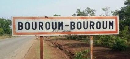 Sécurité nationale: attaque du commissariat de police de Bouroum-Bouroum