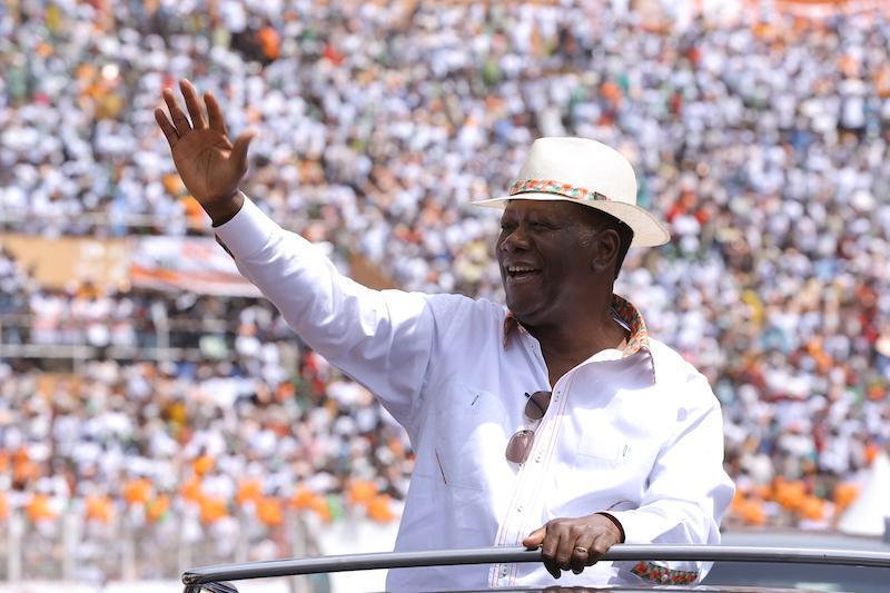 """Présidentielle 2020: """"Je peux me représenter si je le souhaite"""" (Alassane Ouattara)"""