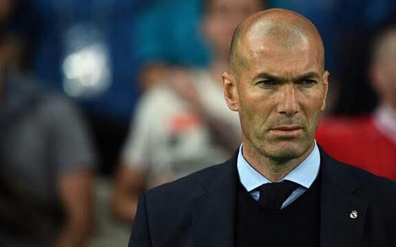 Zinedine Zidane revient au Real Madrid !