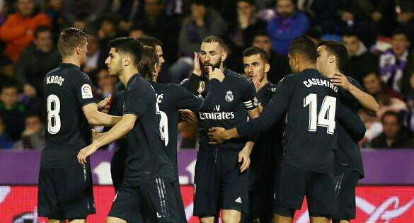 FOOTBALL: Le Real Madrid gagne sans Ramos