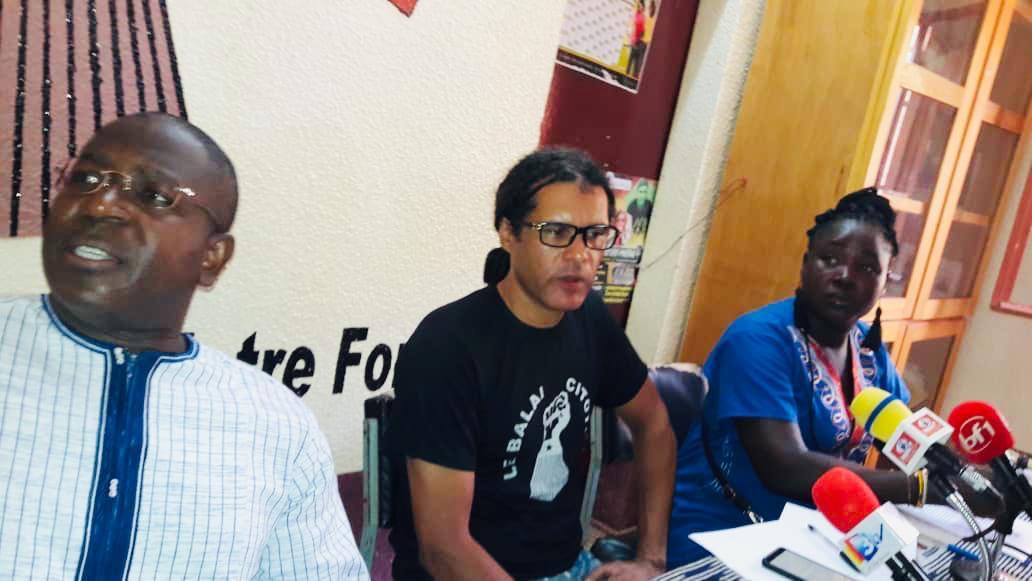 Situation nationale : « Le gouvernement MPP est le plus hésitant dans l'histoire du Burkina » (Balai citoyen)