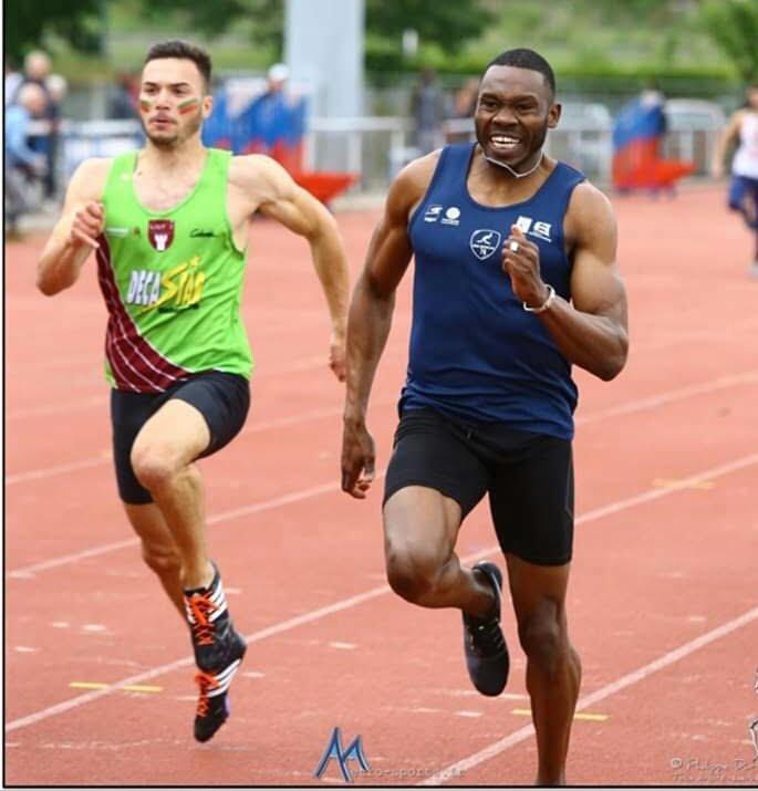 Athlétisme: Le natif de Ouahigouya,Innocent Bologo s'impose sur les pistes internationales