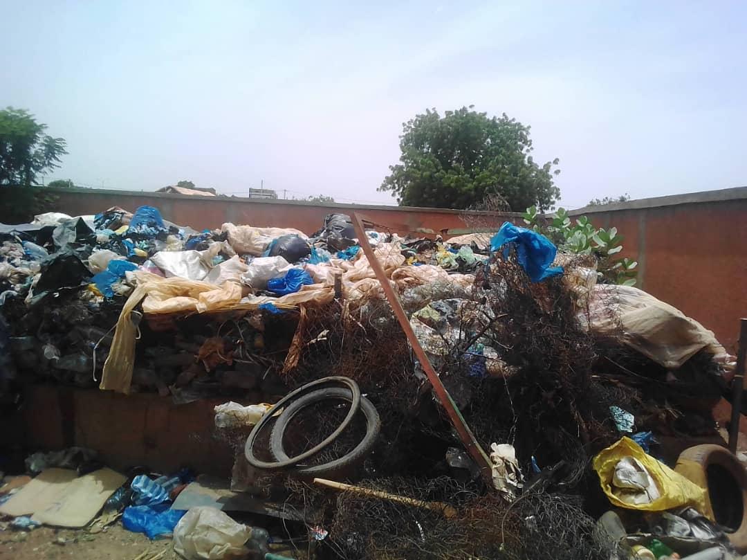 Ouagadougou : l'incivisme accouche des immondices