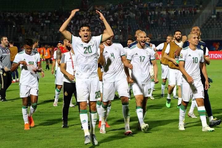 CAN 2019 : l'Algérie,les renards du désert emportent tout sur leur passage,meilleure attaque et défense