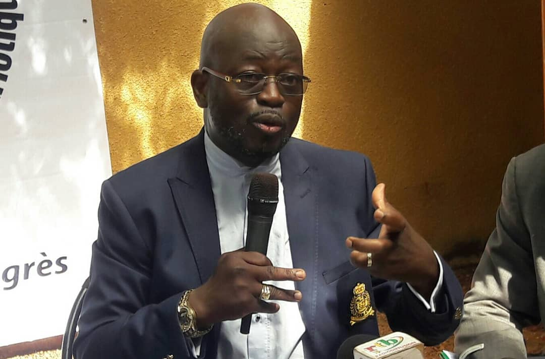 Burkina Politique : « Notre idéologie est patriotique, tirée de la doctrine sainte de la parole de Dieu » (Mc Claver Yaméogo)