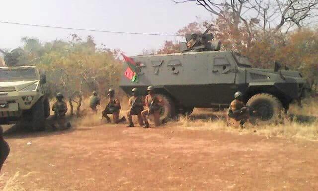 Burkina sécurité: Au moins 4 soldats burkinabè tués et 2 blessés à Toeni