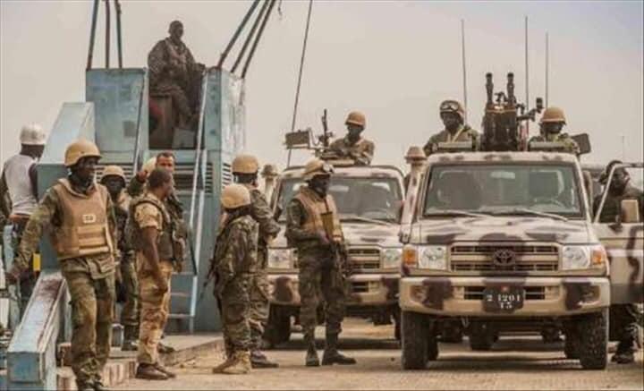 Une dizaine de soldats burkinabè tués et plusieurs blessés à Koutougou