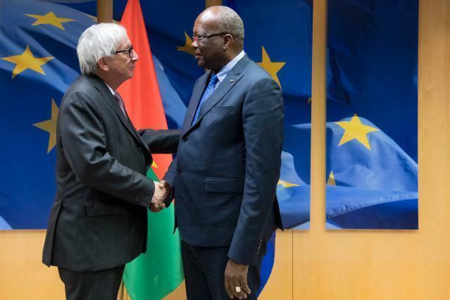 Terrorisme: l'UE au Burkina dit être plus que jamais engagée avec le peuple burkinabè