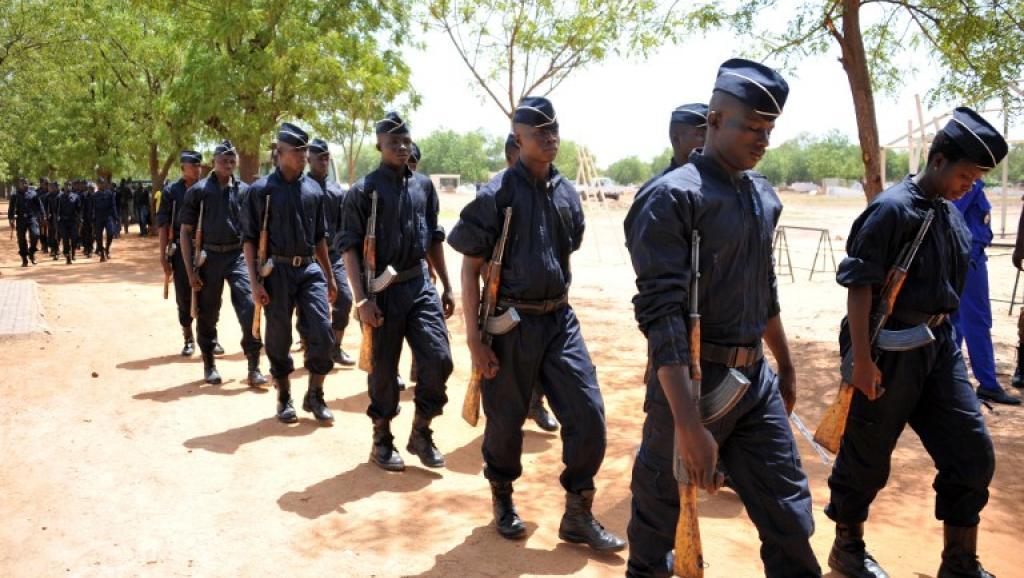 Djibo:la police fait ses bagages