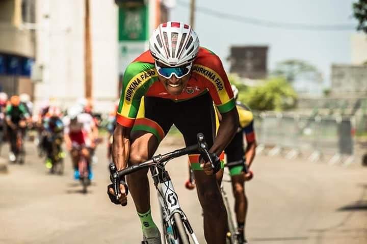 Cyclisme :le coureur burkinabè Paul Daumont sera au mondial 2019