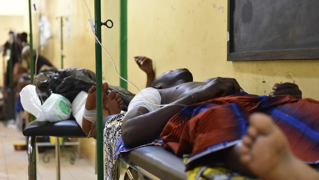 Burkina Faso : les hôpitaux tournent au ralenti