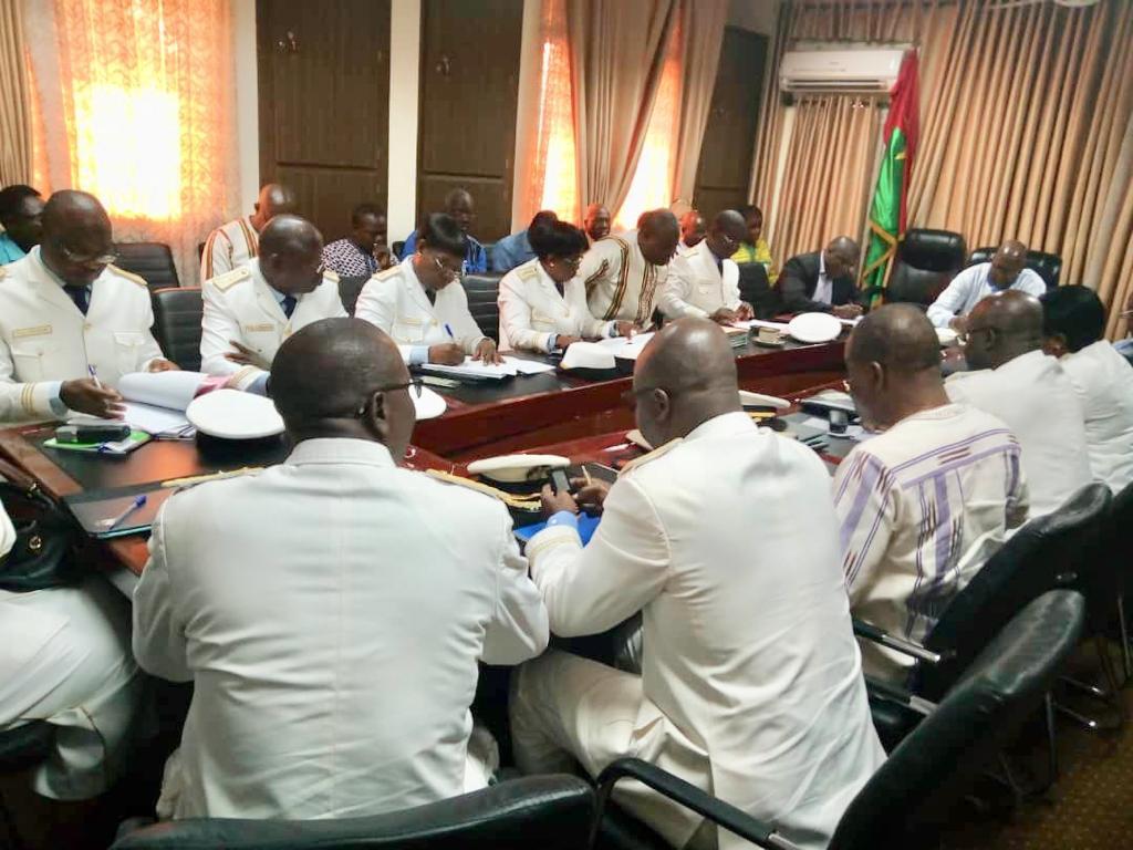 Burkina Insécurité : les gouverneurs appelés à s'assumer dans la plénitude de leurs fonctions