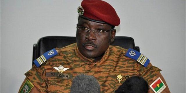 Photo du Général Yacouba Isaac Zida,ancien premier ministre du Burkina sous la transition