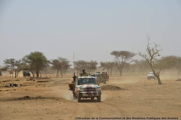 Burkina terrorisme: 15 assaillants tués dans la province du Loroum