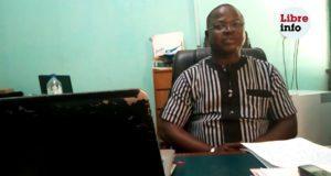 Abdoul Kader Nagalo procureur du Faso près le tribunal de grande instance de Kaya