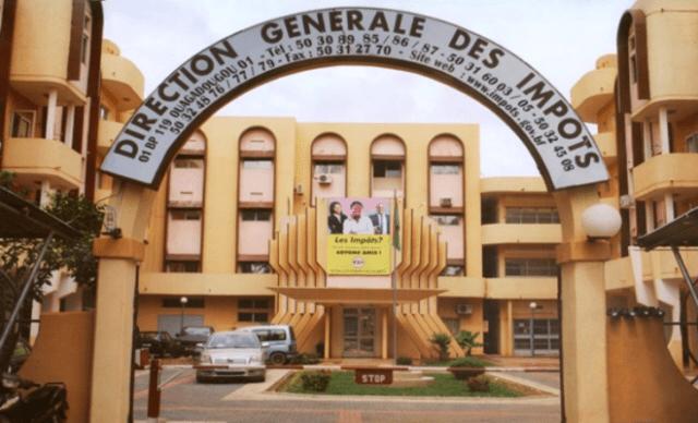 Direction générale des impôts à Ouagadougou