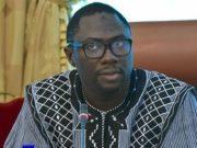 Ministre de la fonction publique,Pr Seni Ouedraogo