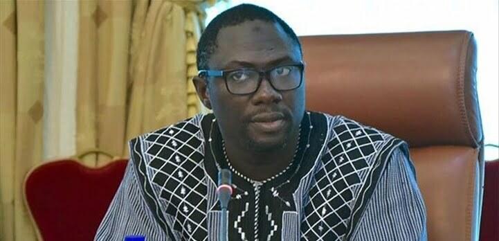 Burkina:le ministre de la fonction publique,Pr Seni Ouedraogo est dans le viseur des syndicats de magistrats