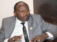 Eddie Komboigo,President du Congrès pour la Democratie et le Progrès(CDP)