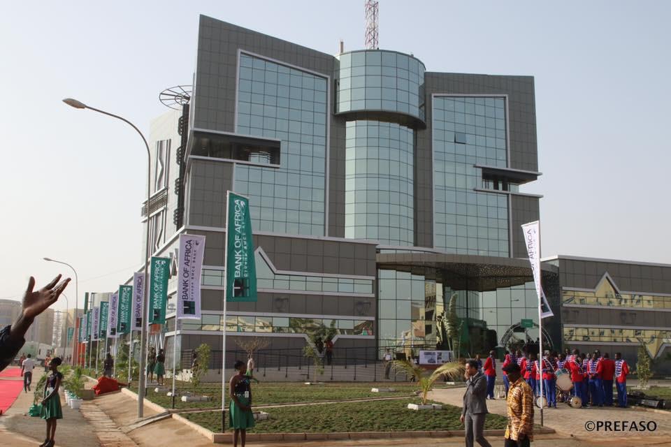Bank Of Africa Burkina:un nouveau siège pour plus de commodités et de qualités dans les prestations de services