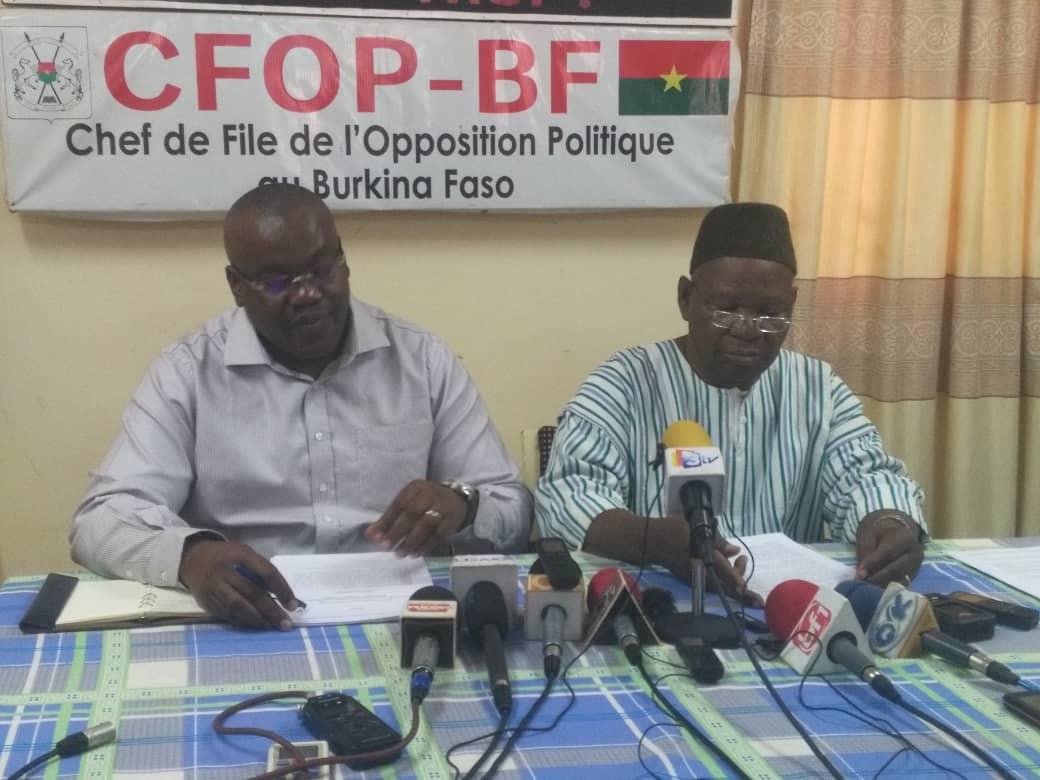 Burkina/CFOP:l'Etat doit sécuriser les lieux de culte et les autres lieux de rassemblement(CFOP)