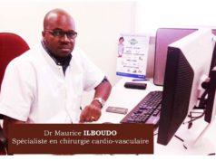 Dr Maurice Ilboudo,specialiste cardio-vasculaire à l'hôpital de Tengandogo