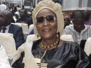 Mamou Doukouré,opératrice économique à Bobo-Dioulasso