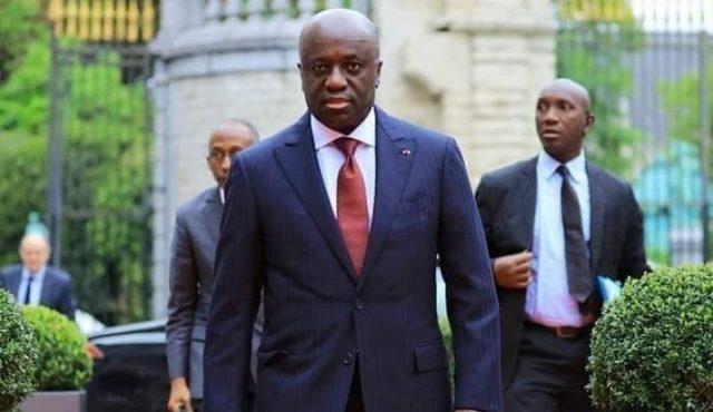 Marcel Amon-Tanoh Ministre des Affaires étrangères