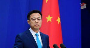 porte-parole du Ministère chinois des Affaires étrangères.