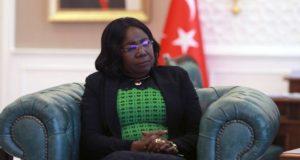Ministre de la Santé,Pr Claudine Lougue