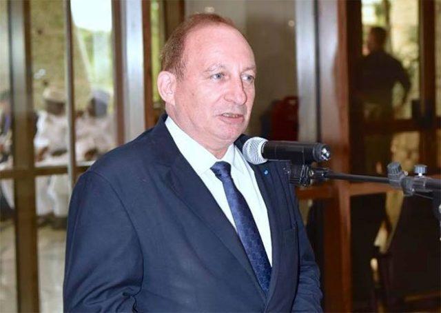 Luc Hallade,Ambassadeur de France au Burkina