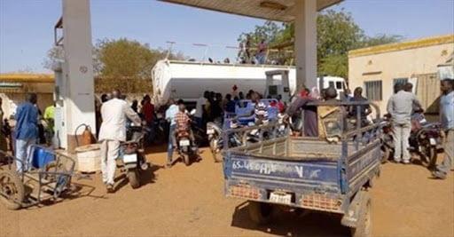 Djibo: Le litre d'essence vendu parfois à 2000 f cfa,les stations de distribution régulièrement vides