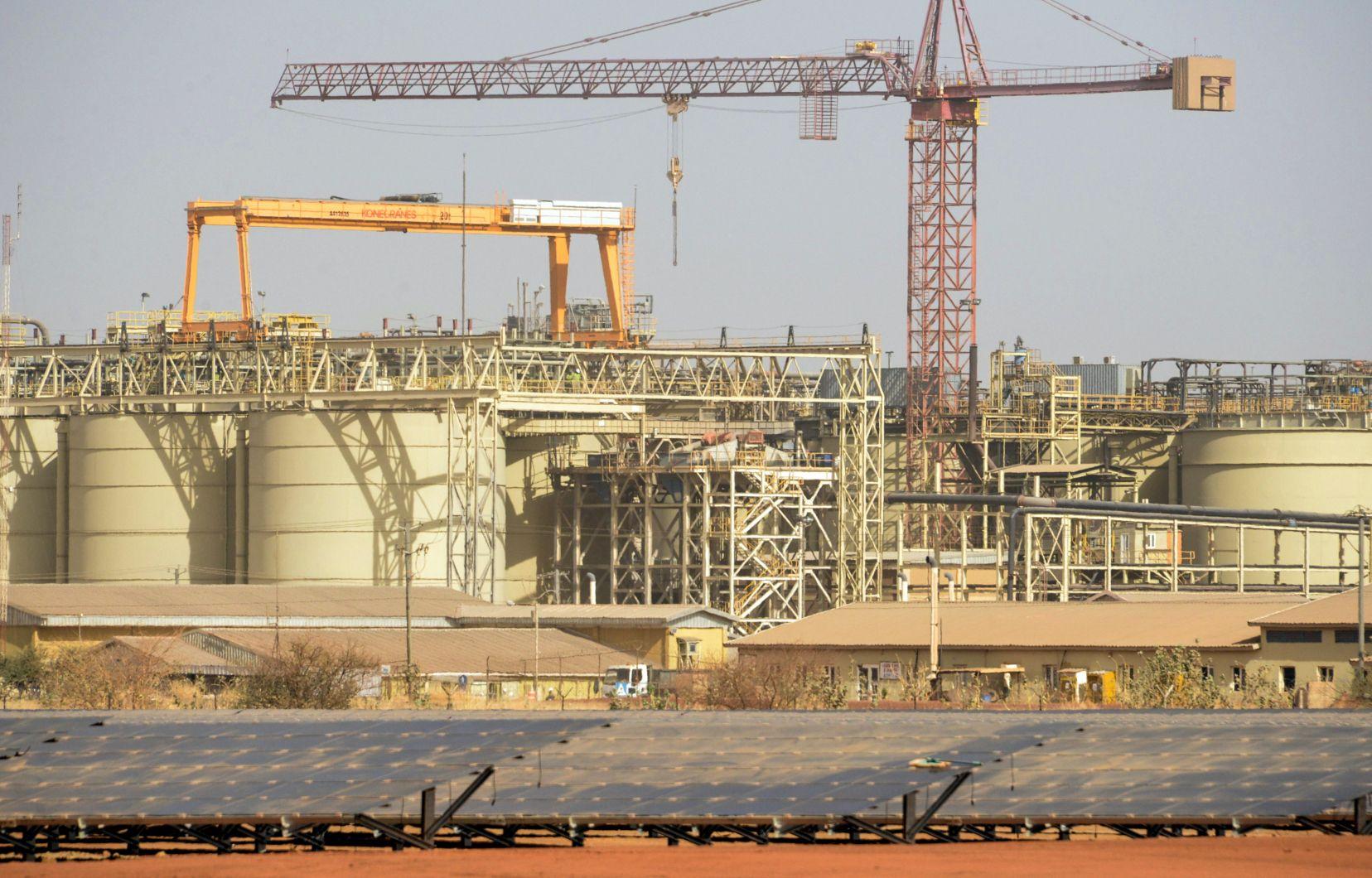 SONABHY: une perte de plus de 62 milliards de FCFA en trois ans avec IAMGOLD Essakane