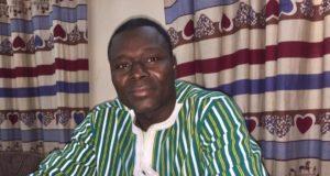 Dr Jacob Yara,Enseignant Chercheur à l'Université Pr Joseph Ki-Zerbo de Ouagadougou