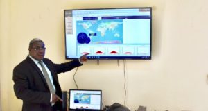 Le Pr Fréderic Ouattara a été sacré meilleur physicien spatial de l'Afrique en 2018