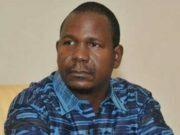 Dr Abdoul Karim Saidou,Politologue,Enseignant Chercheur à l'Université Ouaga 2