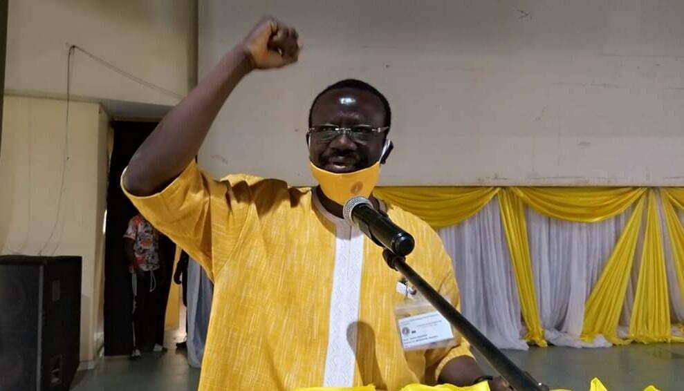 UNIR/PS : Le faut départ de Me Bénéwendé Sankara