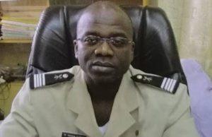 Le Directeur Général Adjoint des Douanes Alassane William Kabore