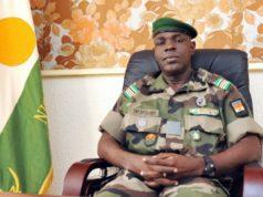 Le Général Salou Djibo,candidat à la presidentielle du 27 décembre au Niger