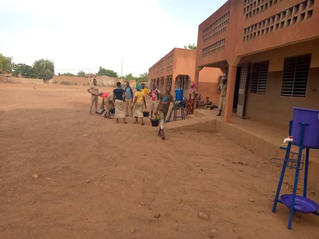 Reprise des activités scolaires : le constat à Houndé