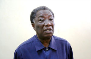 Léonce Koné deuxième vice président du CDP,demissionnaire