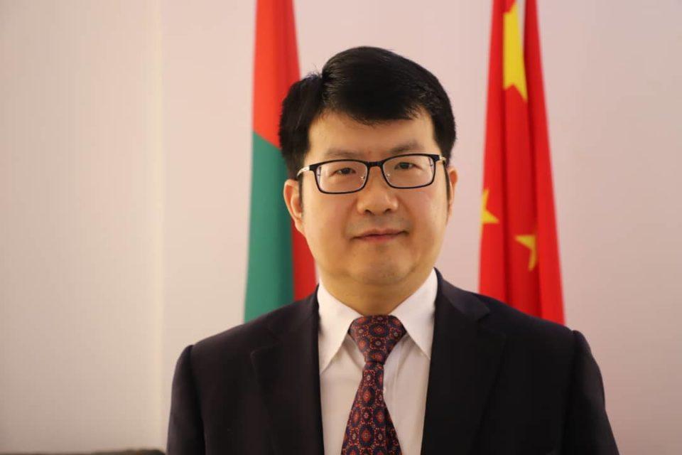 L'Ambassadeur de la République Populaire de Chine au Burkina Faso,Li Jian
