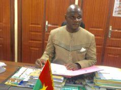 Boukary Ouédraogo,Maire de la commune de Kaya