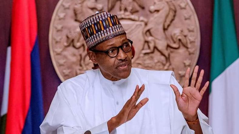 Le Président Nigérian Mahamadou Buahari