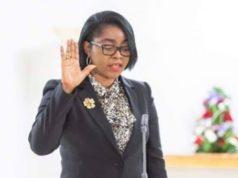 Rose Christiane Ossouka Raponda, Premier ministre du Gabon